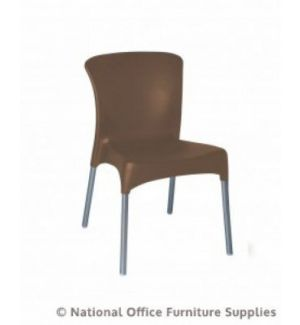 Ellie Side Chair Chocolate