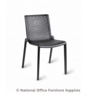 Katie Side Chair Ebony