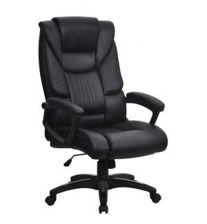 Grand Leather Effect Executive Chair
