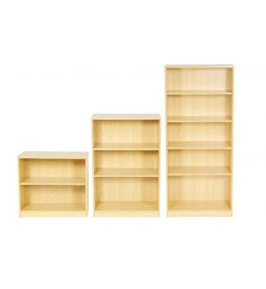Light Oak Bookcases