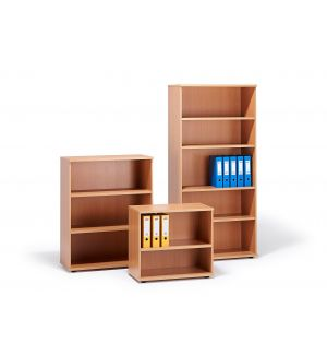 Beech Office Bookcase