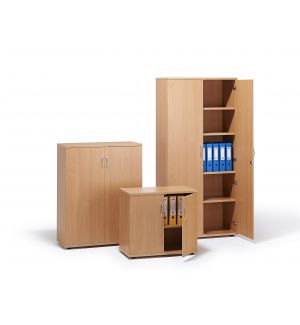 Beech Executive Office Cupboard (Items Are Sold Separately)