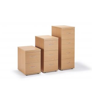 Beech Executive Office Filing Cabinet (Items Are Sold Separately)