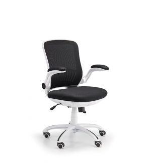 Deluxe Air Mesh Black Swivel Chair