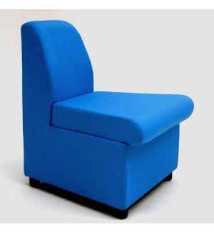 Breakout Area Modular Sofa Convex Unit