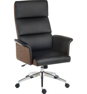 Clearance High Back Executive Managers Soft Padded Swivel Armchair