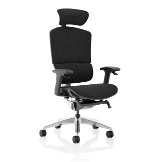 24 Hour Ergonomic Office Chair with Auto-Adjusting Lumbar Support