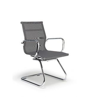 Clearance Charles Eames Inspired Grey Mesh Boardroom Chairs