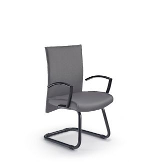 Essen Modern Grey Cantilever Chair