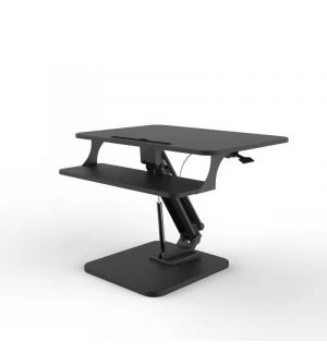 Height Adjustable Computer Stand