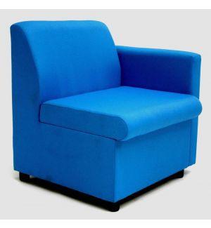 Breakout Area Modular Sofa Left Arm Unit