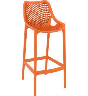 Bristol Stackable Stools - Orange