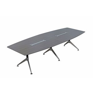 Anthracite Executive Boardroom Table