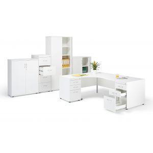 Desk with Pedestals