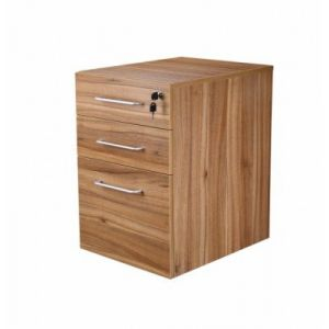 Managers Executive Office Pedestal American Walnut