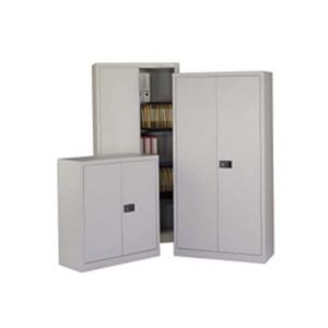Bisley Two Door Cupboard