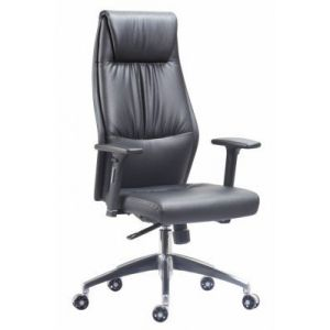 Leather Boardroom Swivel Chair