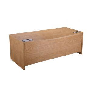 Rectangular Desk Crown Oak