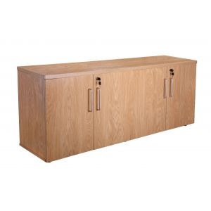 Managers Executive Office Crown Oak Side Board