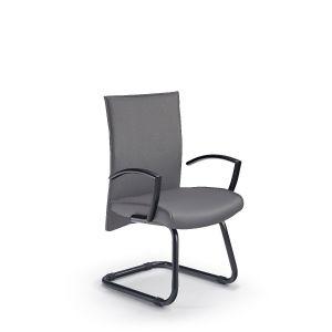 Essen Modern Grey Cantilever Chair