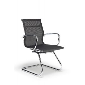 Charles Eames Style Mesh Boardroom Chair