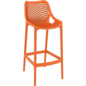 Bristol Stackable Stools - Orange