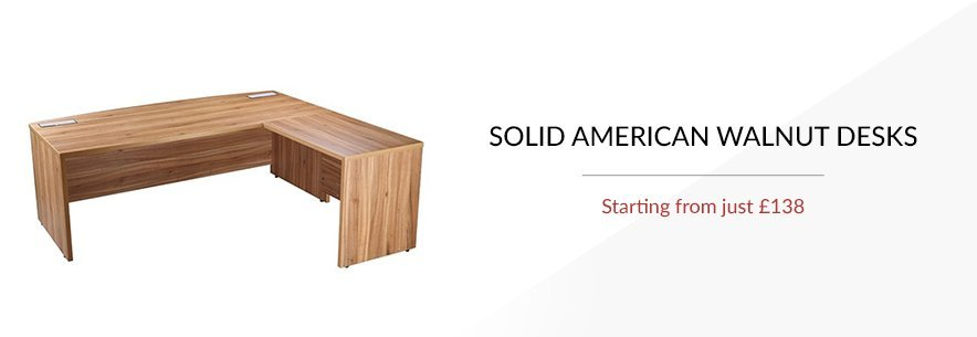 American Walnut Desks