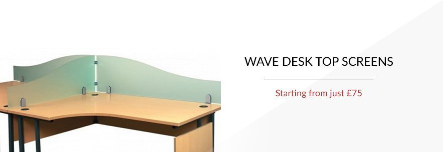 Desk Top Screens Wave