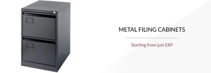 Filing Cabinets (metal)