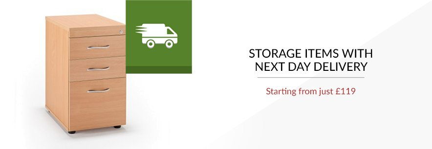 Next Day Delivery Storage