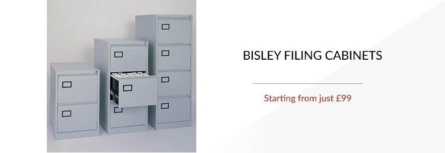 Bisley Filing Cabinets