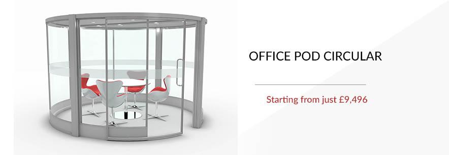 Office Pod Circular