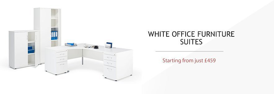 White Office Suites banner