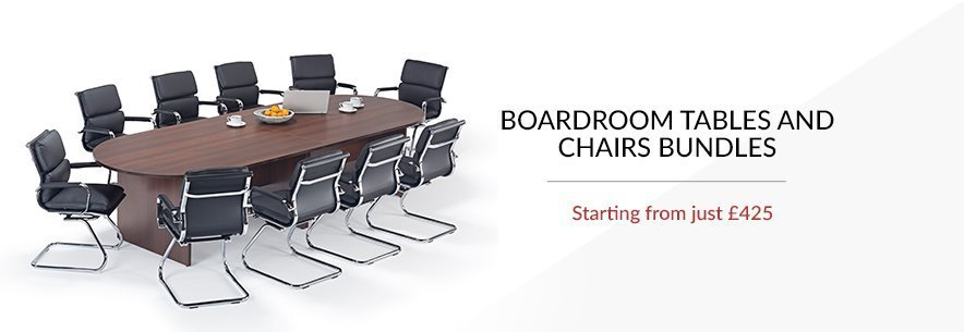 Boardroom Tables And Chairs Bundles