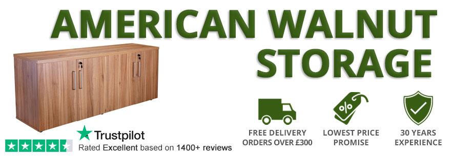 American Walnut Storage