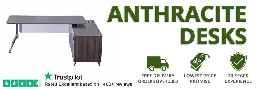 Anthracite Office Desks