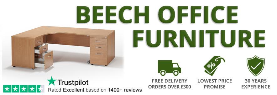Beech Office Furniture