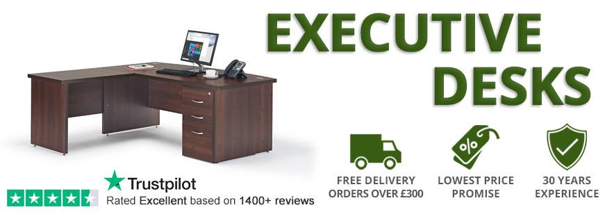 Premium Executive Office Desks