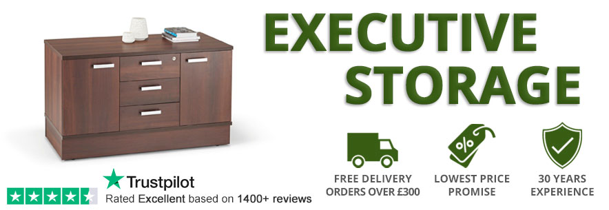 Premium Executive Office Storage