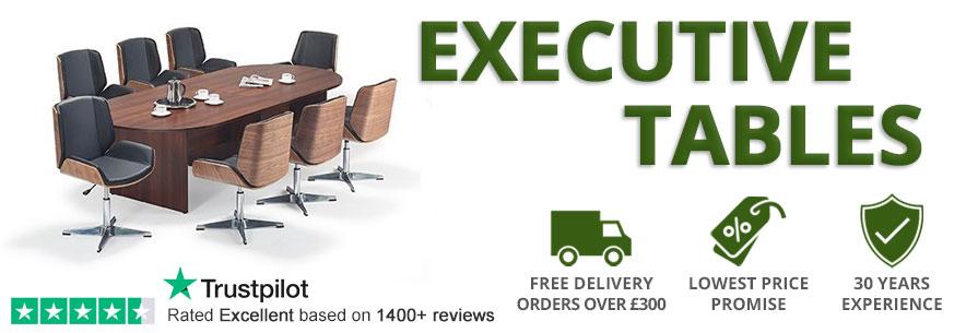 Premium Executive Boardroom Tables