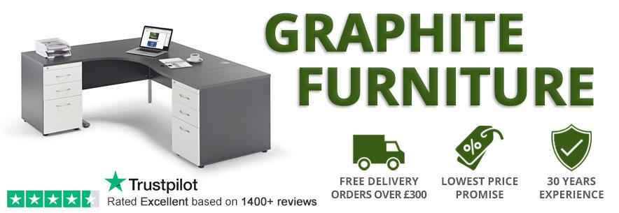 Graphite Grey Office Furniture