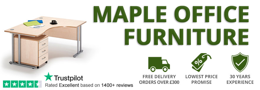 Maple Office Furniture