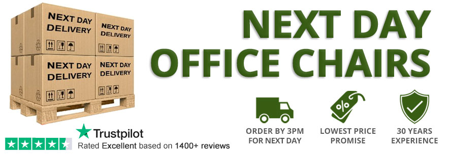 Next Day Delivery Office Chairs