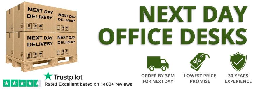 Next Day Delivery Desks