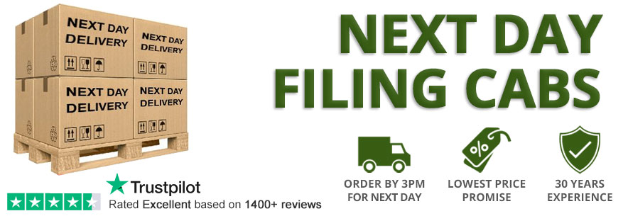 Next Day Delivery Filing Cabinets