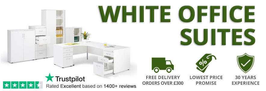 White Office Suites