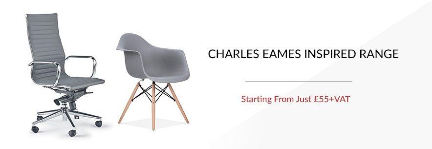 Charles Eames Inspired Range