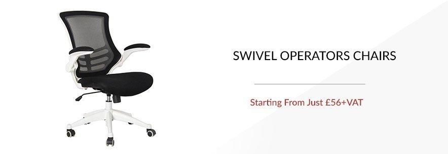 Swivel Operators Chairs