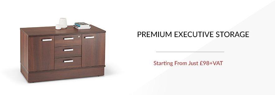 Premium Executive Storage banner