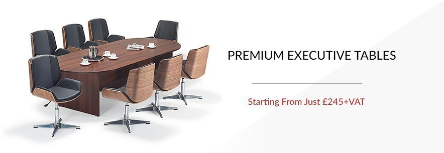 Premium Executive Tables banners
